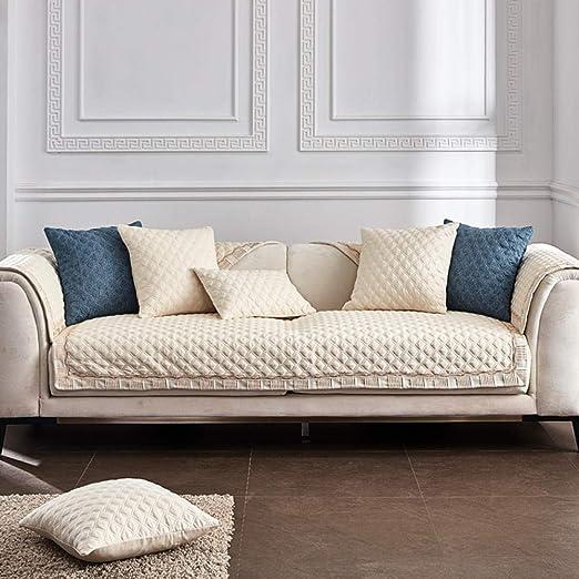 Fundas De Sofa Anti Gatos Arañazos,Elegante cubierta de sofá ...