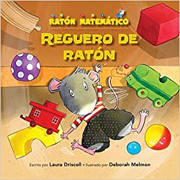Amazon.com: Reguero de Ratón (a Mousy Mess): Agrupar (Sorting) (Ratón Matemático (Mouse Math)) (Spanish Edition) (9781575658988): Eleanor May, ...