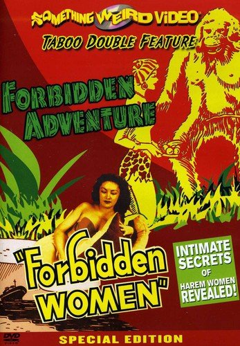 Forbidden Adventure / Forbidden Women (Special Edition) for sale  Delivered anywhere in USA