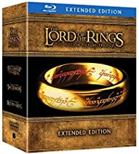 The Lord of the Rings: The Motion Picture Trilogy - Extended Edition [Blu-ray] (Bilingual)
