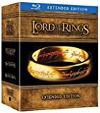 The Lord of the Rings: The Motion Picture Trilogy (Extended Edition) [Blu-ray] (Bilingual)