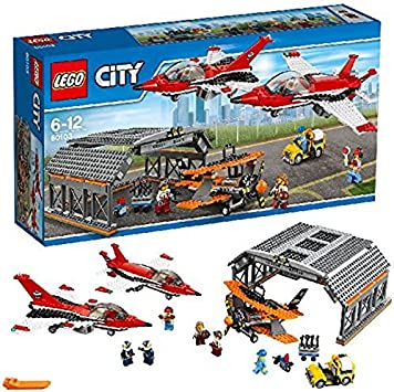 elicottero arancione lego city
