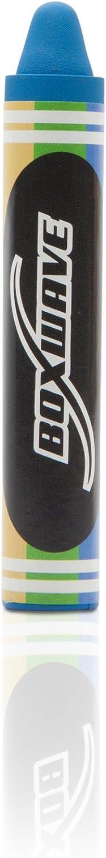 Kindle Fire HDX 8.9 (2013) Stylus Pen, BoxWave [KinderStylus] Crayon Shaped, Thick Kids Stylus for Amazon Kindle Fire HDX 8.9 (2013) - Blue