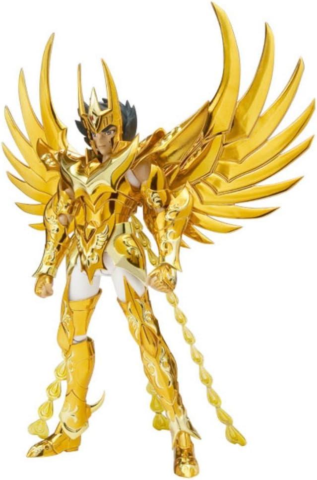 Amazon.com: Saint Seiya - Phoenix Ikki God Myth Cloth Action Figure by Bandai: Everything Else