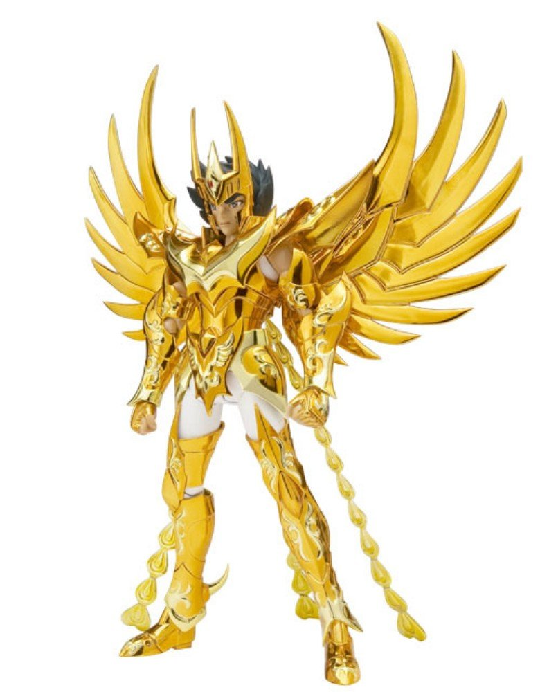 Saint Seiya - Phoenix Ikki God Myth Cloth Action Figure [Toy] (japan import)