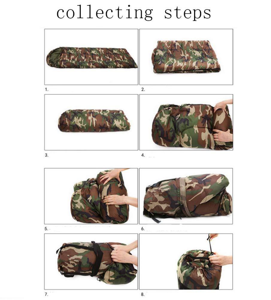 Sweety Schlafsack Picknick-Baumwolle Picknick-Baumwolle Picknick-Baumwolle Digital Tarnung Schlafsack verdickte Warm Outdoor Indoor Camping 220  70cm B07JFXW2NM Deckenschlafscke Online-Exportgeschäft 24dc6b