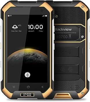 Blackview BV6000 Tri-prueba Smartphone IP68 Impermeable 4G LTE A ...
