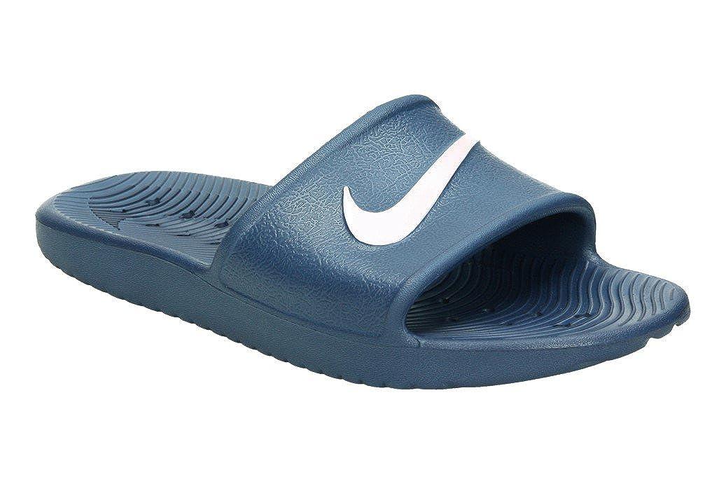 Nike Kawa Shower (GS), Sandlai Sportivi Uomo Multicolore (Navy/White 401) 38.5 EU AQ0899