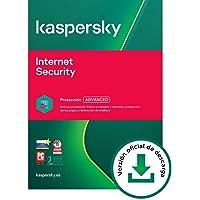 Kaspersky Internet Security 2021 | 2 Dispositivos | 1 Año | PC / Mac / Android | Código de activación vía correo…