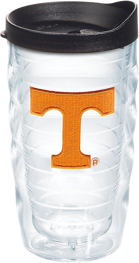 Quartz Tervis 1055450 Tennessee Volunteers Logo Tumbler with Emblem and Black Lid 16oz
