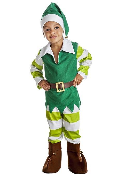 Disfraz de Duende para niños