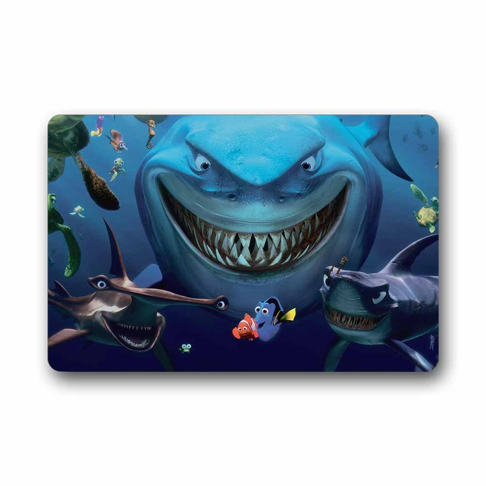 Finding Nemo Shark Bathroom Doormat