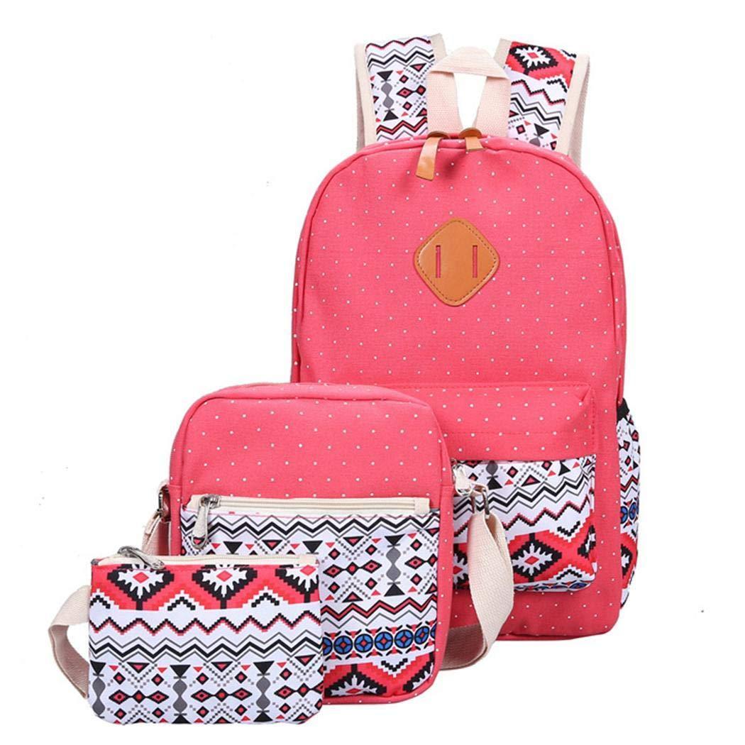 amiubo Nouveau sac à dos pour femme imprime à la mode pour le quotidien et les voyages Sacs à dos loisir