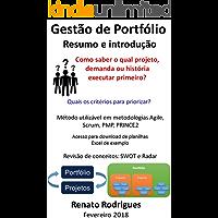 Resumo e introdução na gestão de Portfólio: Portfólio na gestão de projetos e organização pelo Excel para projetos de pequenas e médias empresas; e projetos pessoais