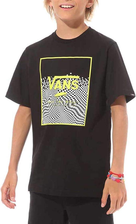 Vans Camiseta Print Box Boys - Algodón: Amazon.es: Ropa y accesorios