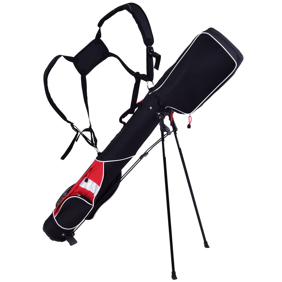 5'' Sunday Golf Bag Stand 7 Clubs Carry Pockets - By Choice Products by By Choice Products (Image #2)