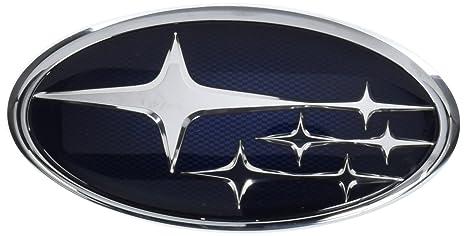 Amazon Com Genuine Front Center Grille Emblem Badge Subaru Impreza