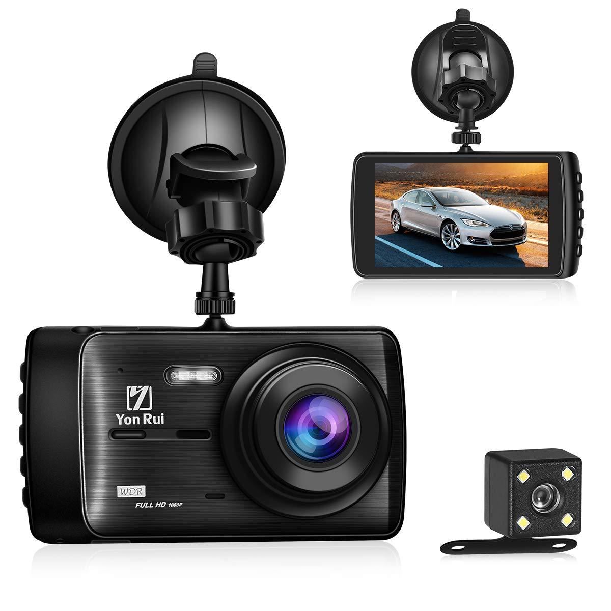 Parts & Accessories Shop For Cheap 170° Auto Car Dvr Wide Angle Dash Cam Video Recorder Adas G-sensor Mini 1080p We Take Customers As Our Gods