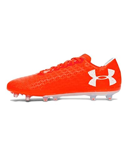 dad0f5f4025 ClutchFit Force 3.0 FG Football Boots - Red - Size 12  Amazon.co.uk ...
