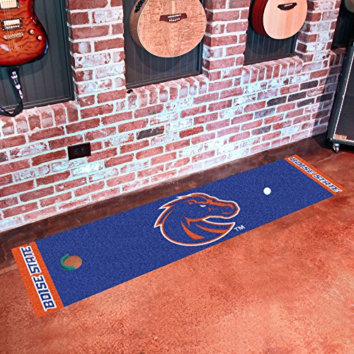 (Boise State University Putting Green Mat for Golf)