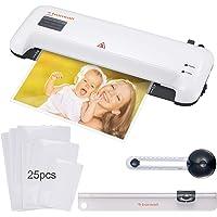 $20 » Bonsaii Thermal Laminator Machine, 9.5-Inch Laminating Wide for Document/Photo/Card, Hot…