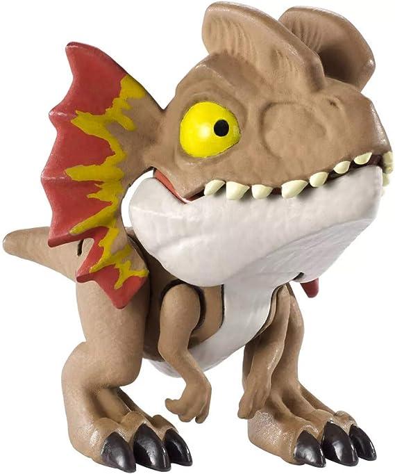 Jurassic World Snap Squad SPINOSAURUS Dinosaur Wave 5 Mattel VHTF