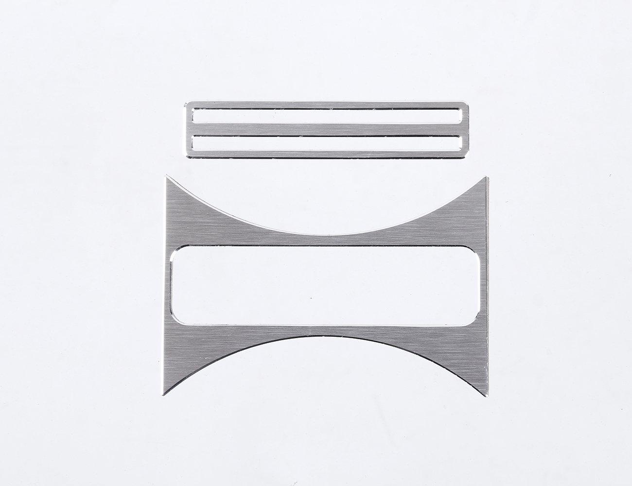 METYOUCAR Copertura per porta-bevande auto in lega di alluminio