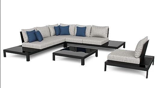 Artelia Valentino L Juego De Muebles De Aluminio Para Jardín