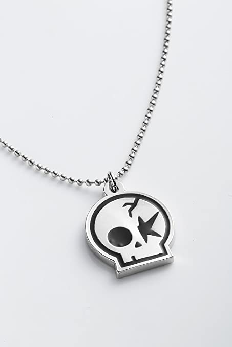 Amazon One Ok Rock Metal Pendant With Chain Ball Necklace