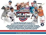 2018 Topps Opening Day Baseball Retail Super Pack