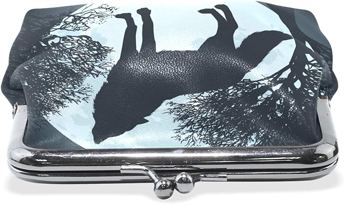 LALATOP Walking Ostrich Womens Coin Pouch Purse wallet Card Holder Clutch Handbag