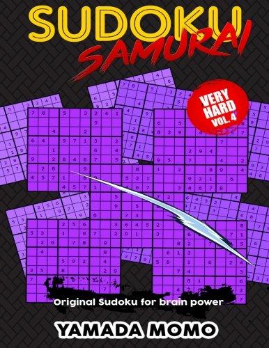 Read Online Sudoku Samurai Very Hard: Original Sudoku For Brain Power Vol. 4: Include 100 Puzzles Sudoku Samurai Very Hard Level (Very Hard Level Sudoku Samurai For Brain Power) (Volume 4) pdf