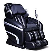 HomeDepot.com deals on Titan Osaki Black Faux Leather Reclining Massage Chair