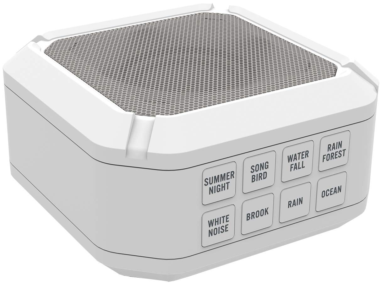 Big Red Rooster Portable White Noise Sound Machine | Sound Machine For  Sleeping & Relaxation