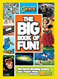 The Big Book of Fun!: Boredom-Busting Games, Jokes - Best Reviews Guide