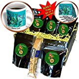 Londons Times Fish Fishing Deep Beneath Cartoons - Marine Coral Fighing 4 Our Healthy Calcium - Coffee Gift Baskets - Coffee Gift Basket (cgb_2424_1)