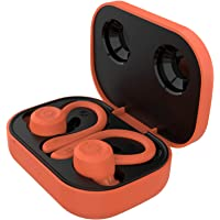 Auleset TWS Trådlös Bluetooth 5.1 IPX6 vattentät laddningsbox hörlurar öronkrok hörlurar sport headset kompatibelt för…