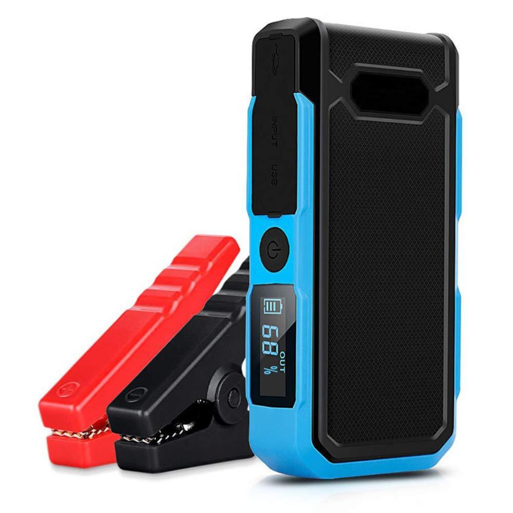 ASDI 20000mAh Voiture Jump Starter 400A Portable Batterie Booster Power Bank Chargeur d'urgence pour Ordinateur Portable Smartphones Tablet