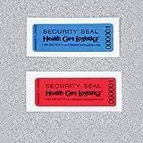 Divine Medical Self-Adhesive Tamper-Indicating Seals, No Residue