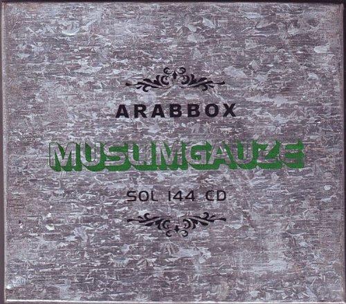 Arabbox (Metal Box Edition)