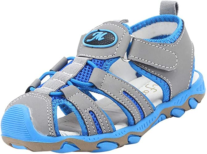 Baby Kids Summer Sneaker Children Boys Girls Casual Sandals Beach Cool Shoes UK