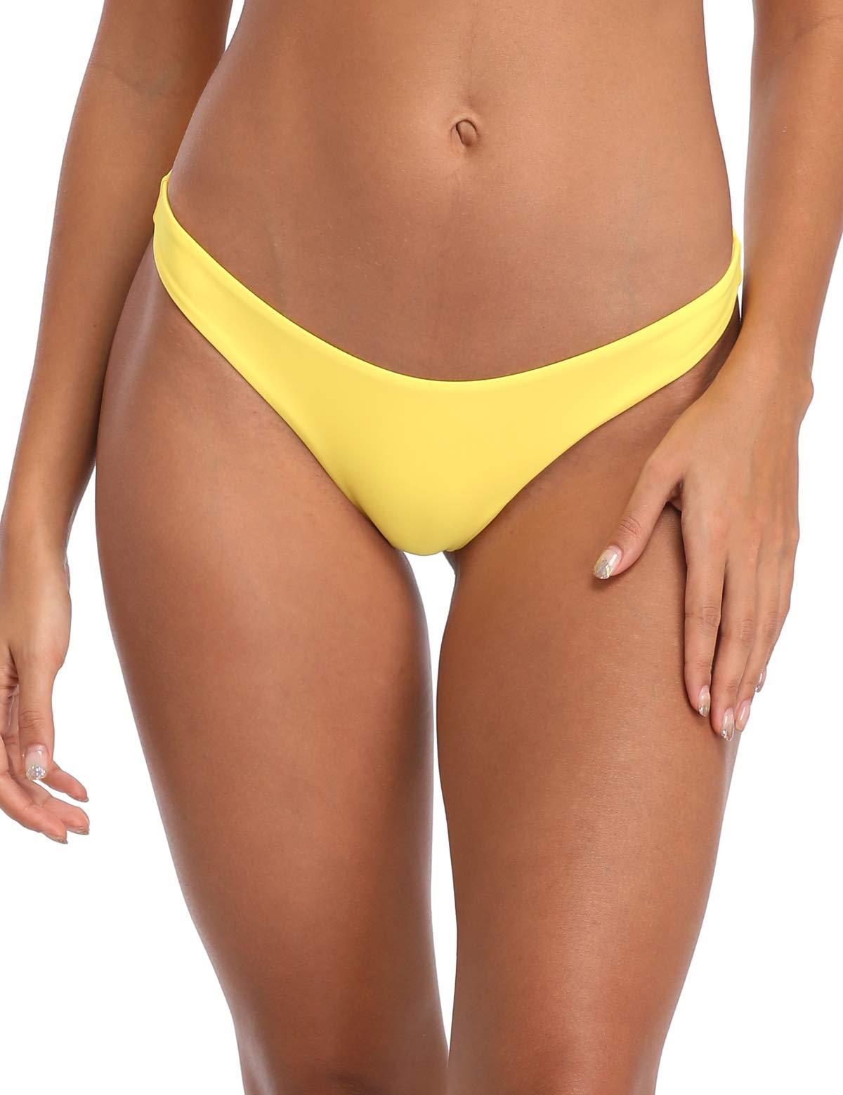 354745e05f2c1 Best Rated in Women s Bikini bottoms   Helpful Customer Reviews ...