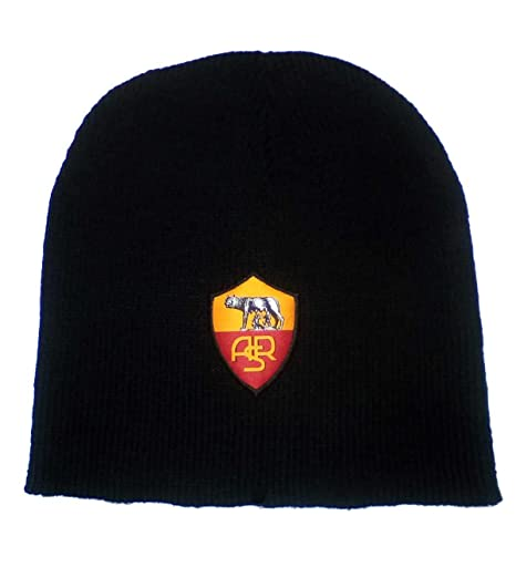 AS Roma Cappello Skipper Originale Logo retrò 24b60685f4b2