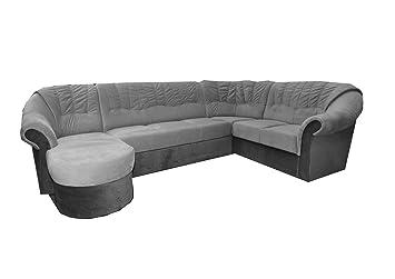 Mb Moebel Ecksofa Mit Schlaffunktion Eckcouch Sofa Couch Mit