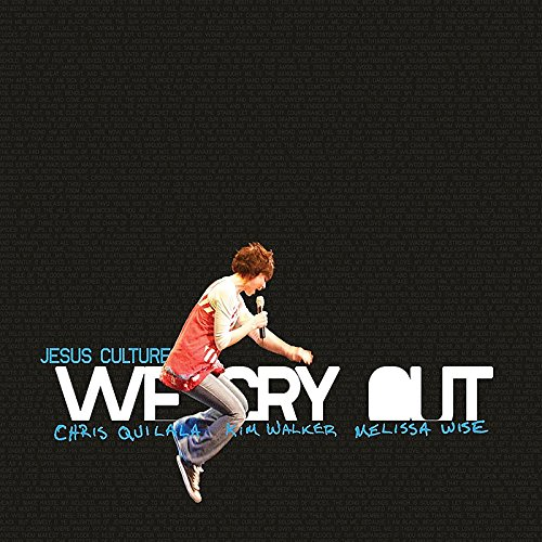 We Cry Out Album Cover