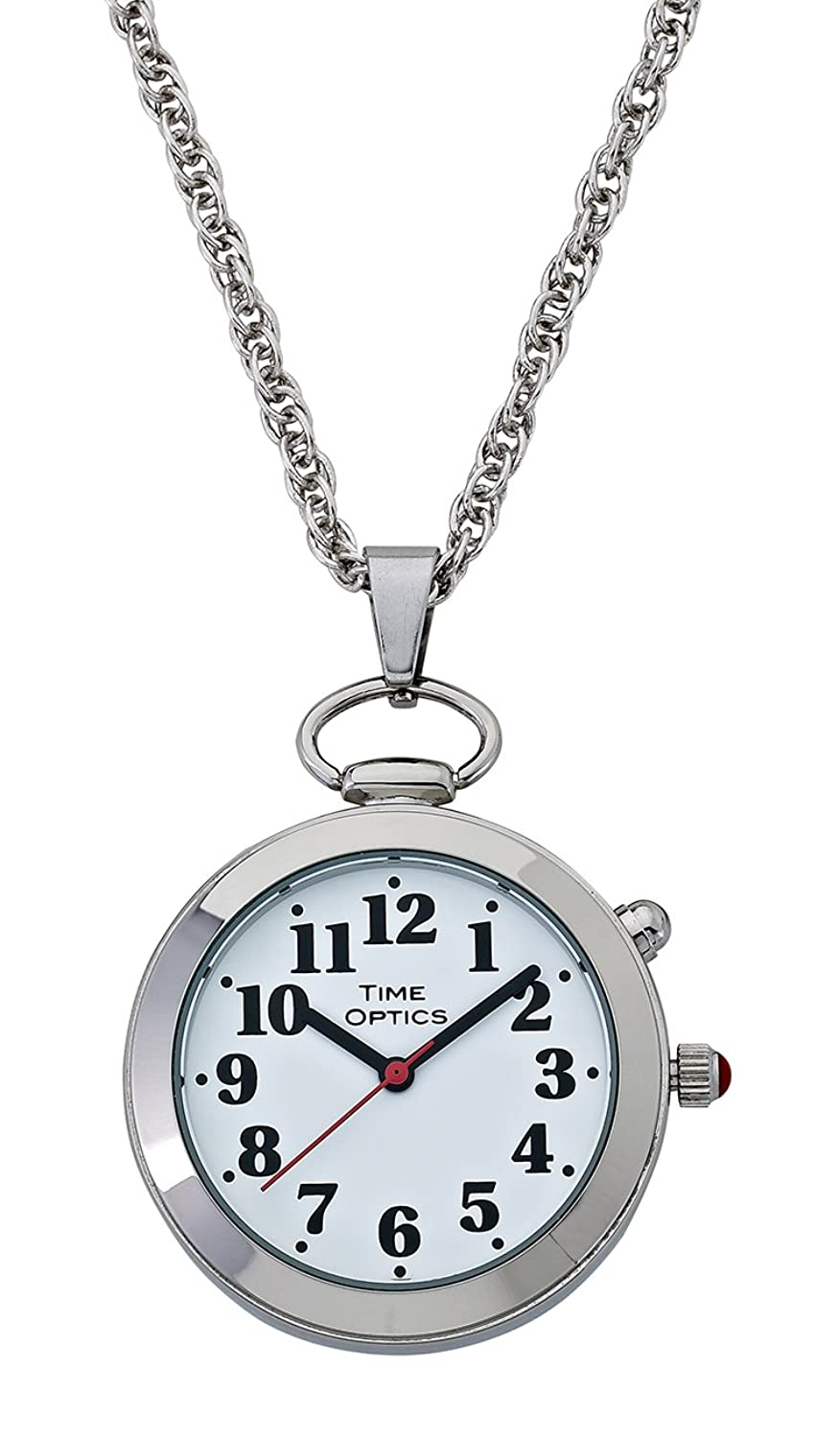 watch open pendant numeral of jean face silver image switzerland watches pierre sterling necklace quartz roman