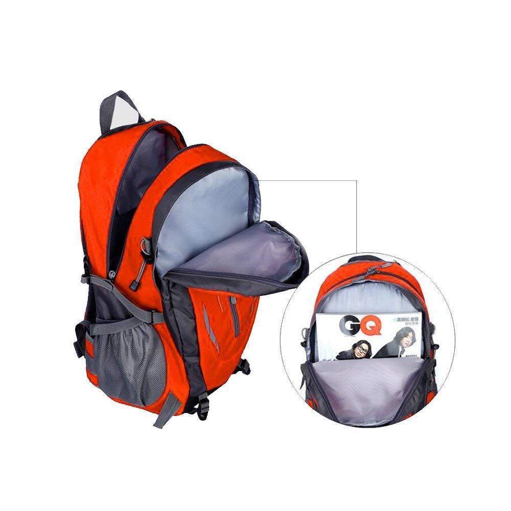 actualizaci/ón de 40 L Mochila para Viajes Escalada Camping monta/ñismo Ciclismo Mochila Resistente al Agua para Trekking Deportes al Aire Libre Correr Anano Mochila de Senderismo