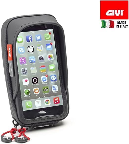 Soporte S957B para Manillar de Motocicleta de Givi, para teléfonos ...