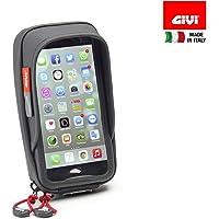 Givi S957B supporto impermeabile manubrio moto per Smart Phone iPhone/Galaxy