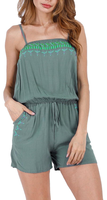 premium selection 17b91 b3d24 Jumpsuit Damen Elegant Women Kurz Sommer Festlich Overall ...